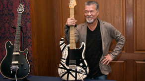 Musicians Mourn the Death of Guitarist Eddie Van Halen