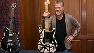 Musicians Mourn the Death of Guitarist Eddie Van Halen