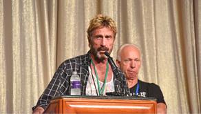 Antivirus founder John McAfee arrested for tax evasion