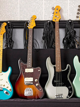 Fender Debuts All-New American Professional II Series