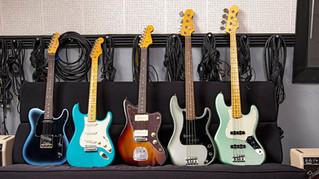 Fender Debuts All-New American Professional II Series