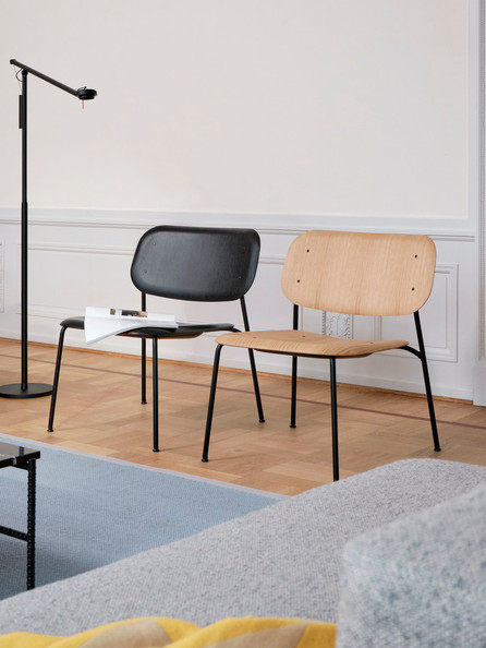 soft edge 10 lounge matt lacquer oak bla
