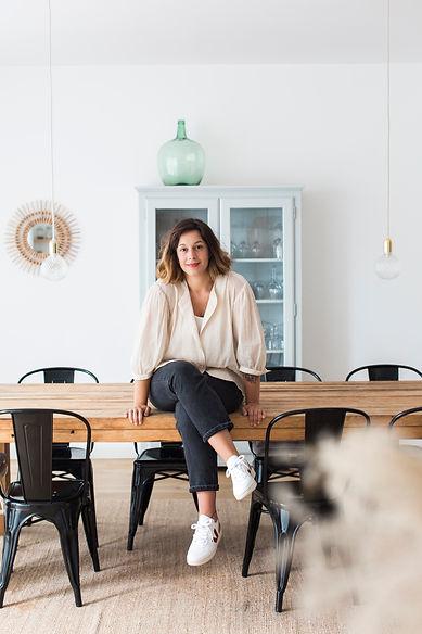Erica Houtreille directrice du Studio Joli Jaune