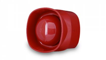 SYAV/RL/R/IP – Symphoni – Sirene de alarme de incêndio com baixa corrente.