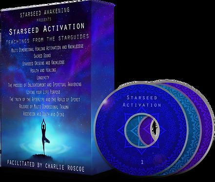 Starseed Activation Audio Program