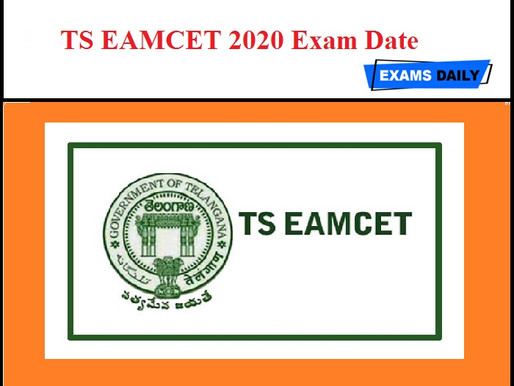 TS EAMCET 2020: No corona impact, more applications than last year!