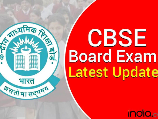 CBSE Board Exams 2021 (Class X, XII) Schedule: Breaking News