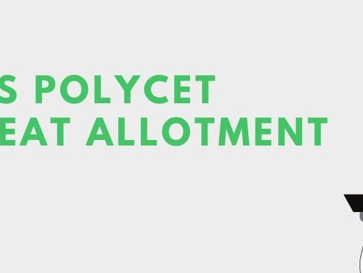 TSPolycet 2021 Final Phase Counselling: Seat Allotment: TS Polycet 2021 Vacant Seats