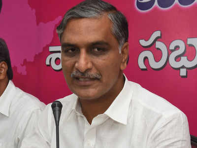 Harish Rao losing his image and respect!