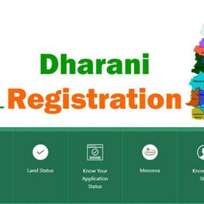 Telangana Dharani Agriculture Land Registrations: Status as on Dec 20, 2020