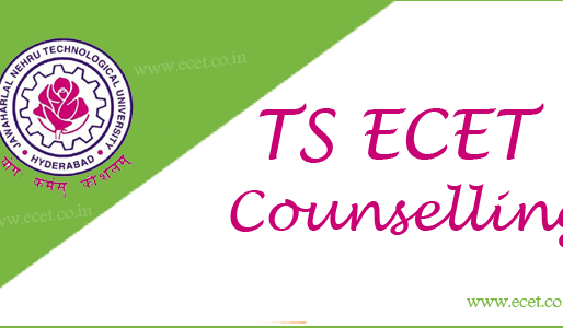 TSECET 2021 Counselling: Seat Allotment Results: First Phase: Latest Update: TS ECET 2021