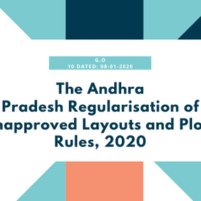 AP LRS scheme 2020: Now individual plot owners can apply for LRS