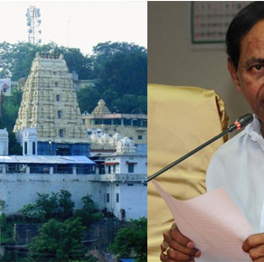KCR's 'dirty politics' on Bhadrachalam Ram Temple for GHMC polls!