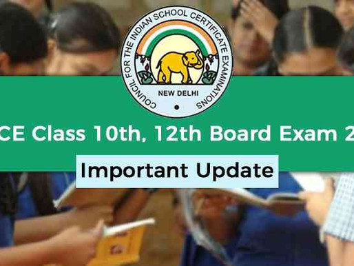 ICSE Class X, ISC Class XII Board Exams 2021: Revised Timetable: CISCE