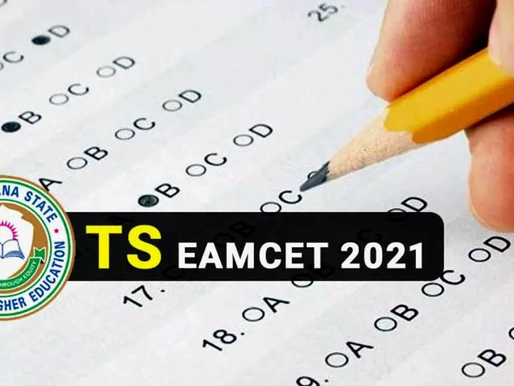 TS Eamcet 2021 to be held in June 2nd week!