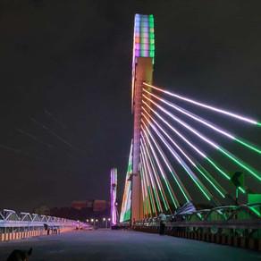 Iconic Durgam Cheruvu Cable Bridge in Hyd thrown open to public