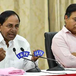 TRS, KCR, KTR's 'bad time' continues!