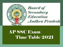 AP SSC Exams 2021: Holidays from May 1, exams as scheduled