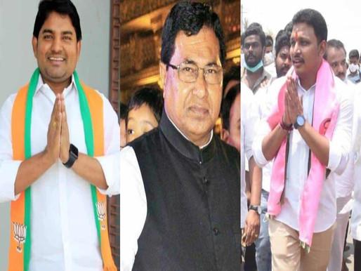 Nagarjunasagar Assembly by-election 2021: Total Voters Caste-Wise Details