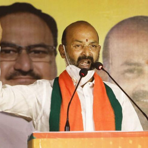 BJP: Will do a 'surgical strike' on Old City-Hyd after winning GHMC polls, TRS, MIM, Cong condemn