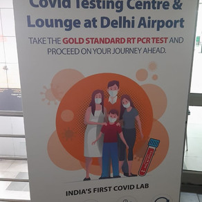 India's first airport COVID testing facility launched at Delhi IGIA airport for intl passengers