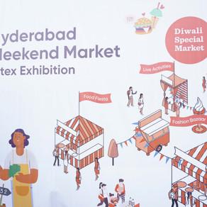 Year-long Hyd Weekend Market kicked off at Hitex