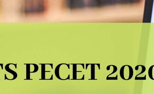 TS PECET 2020 Counselling: 1st Phase Seat Allotment: B.P.Ed, UGDP.Ed Admissions