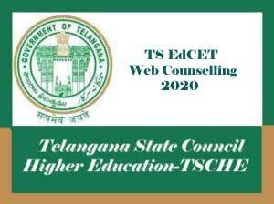 TS Edcet 2020 1st Phase Counselling: B.Ed Admissions: Latest Update