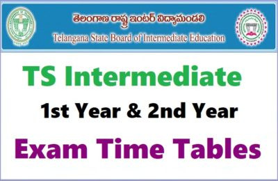 Telangana Inter Exams 2021 from May 3: TSBIE Latest Update