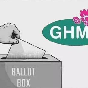 GHMC Polls: Ward-Wise Voting Percentage, Total poll percentage 46.60%