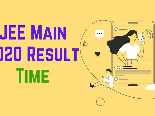 BREAKING: JEE Main 2020 Results delayed by 3-hrs, expected by 10 am  today