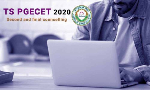 TS PGECET 2020 Counselling: Special Round Seat Allotments