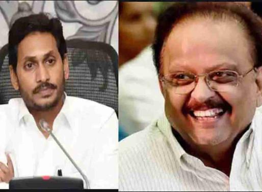 Confer 'Bharat Ratna' to SP Balasubrahmanyam: AP CM Jagan urges Modi