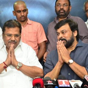 """Chiranjeevi trying to become """"Dasari"""" of Tollywood!"""