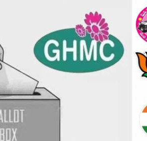 GHMC Polls Survey: BJP to win 70, TRS 40, MIM 40 seats