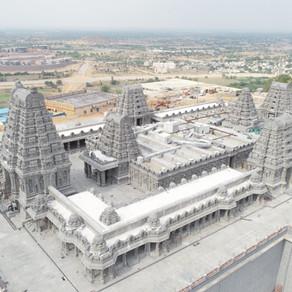 Yadadri Temple turns corona hotspot, 68 temple staff tested positive