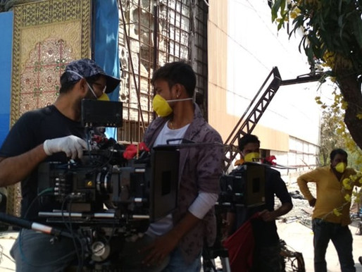 KCR permits film/ TV shootings in Telangana, says 'no' to cinema theatres opening!