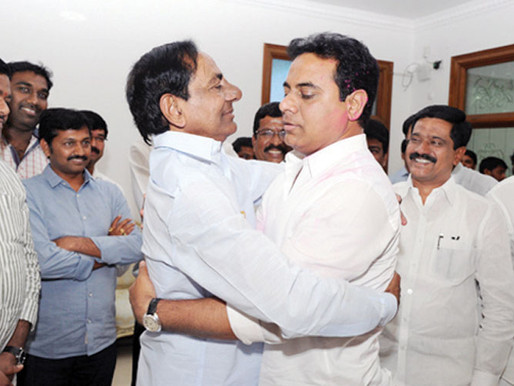 Time for Hyd, Warangal, Khammam voters to teach fitting lesson to TRS, KCR, KTR in corporation polls