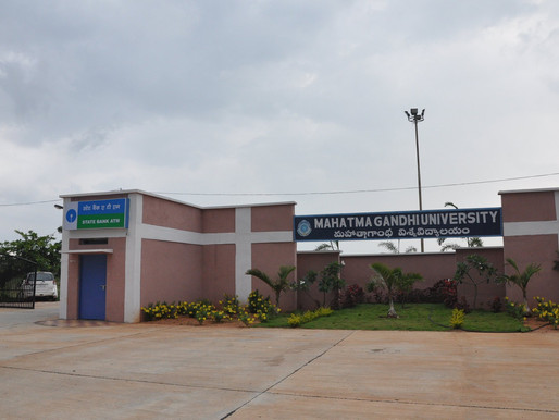 Mahatma Gandhi University (MGU), Nalgonda degree (UG) final exams from Sep 12