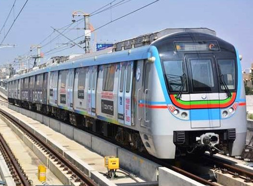 Hyd Metro Rail to resume from Sep 7; 5 stations to be closed