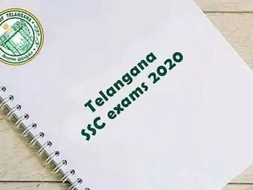 Telangana SSC exams 2020 to be cancelled! Students to be promoted based on internal assessment!