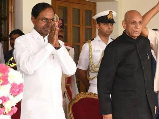 KCR completes 2-yrs as CM in his 2nd term, TRS govt achievements in 2-yrs