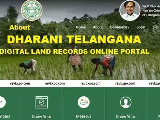 NRIs can do property transactions on Telangana Dharani portal without Aadhaar