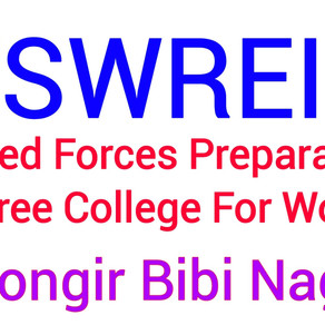 TSWRAFPDCW, Bhongir Admissions 2021: Armed Forces Degree College for Women: Latest Update