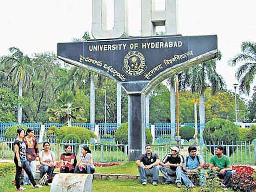 University of Hyderabad (UoH) Final Year students promoted without exams! UG, PG students get grades