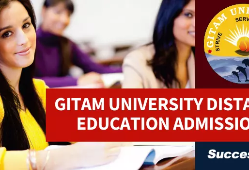 GITAM University-AP distance education (ODL & Online courses) banned by UGC for 2021-22: Latest News
