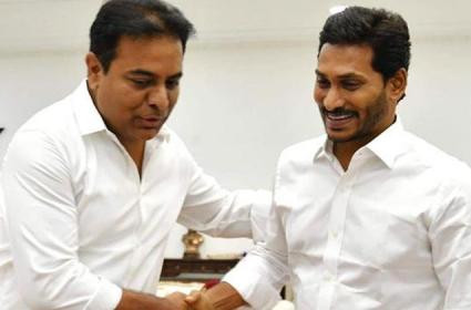 Good relations with Jagan but won't compromise on Telangana interests: KTR