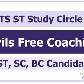 Free coaching for UPSC–CSE for ST, SC & BC candidates: Telangana govt IAS Study Circle: Latest News