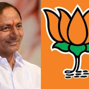 KCR fears BJP, that's why advanced GHMC polls!
