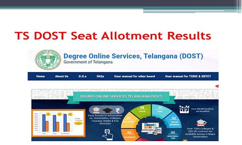 TS DOST 2020: 3rd Phase Seat Allotment, Special phase registrations: Latest Update